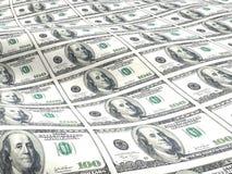 деньги предпосылки Стоковые Изображения RF