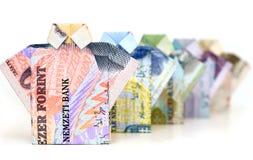 деньги принципиальной схемы Стоковое Изображение RF