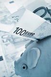 Деньги сбережений Стоковая Фотография