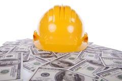 деньги серии шлема конструкции сверх Стоковое Фото