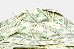 деньги серии Стоковое Изображение RF