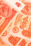 деньги старые Стоковые Фото