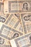 деньги старые Стоковые Изображения RF