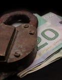 деньги старые Стоковая Фотография RF