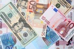 деньги Стоковое фото RF