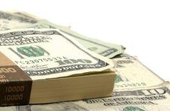 деньги стоковая фотография rf