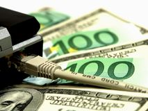 Деньги 4 Стоковое Изображение