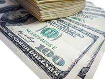 Деньги USD Стоковые Изображения RF