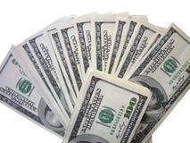 Деньги USD Стоковое Изображение RF