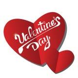 День валентинок ard иллюстрации вектора счастливый сердца красные Предпосылка с сердцами Графики сети, знамена, рекламы