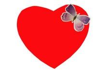 День валентинки карточки Стоковое Изображение