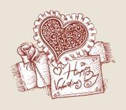 День валентинки Стоковые Фото