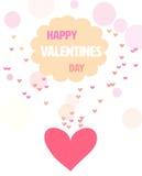 День валентинок влюбленности Стоковое Изображение