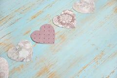 День валентинок или предпосылка свадьбы Стоковые Фотографии RF