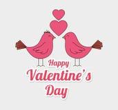 День валентинок романтичный Стоковая Фотография RF