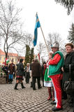 День венгров Стоковая Фотография RF