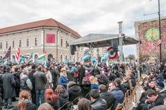 День венгров Стоковые Фото