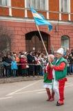 День венгров Стоковое Фото