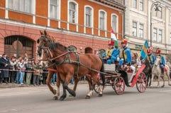 День венгров Стоковые Фотографии RF