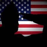 День ветерана Стоковое Изображение