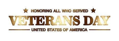 День ветеранов логотипа