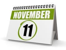 День ветеранов 11-ое ноября иллюстрация штока