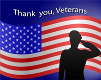 День ветеранов Стоковое Изображение RF