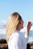 день ветреный Стоковые Изображения