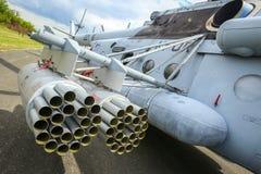 День Воздушного Флота AIRVG2017 в Velika Gorica Стоковые Фотографии RF