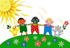 День детей Стоковая Фотография
