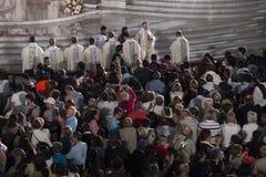 День девственницы Guadalupe стоковое фото