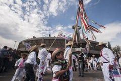 День девственницы Guadalupe стоковая фотография rf