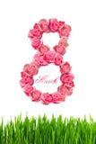 День женщин 8-ого марта Стоковые Фотографии RF