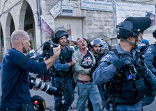 день Иерусалим стоковое изображение rf