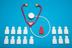 День кардиологии здоровья школы, концепция рака сердца детей стоковые фотографии rf