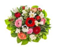 День матерей свадьбы дня рождения пасхи букета цветка весны Стоковое Изображение