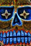 День мертвого черепа торжества Стоковые Изображения