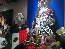 День мертвого Exhib Стоковое Изображение