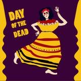 день мертвый бесплатная иллюстрация