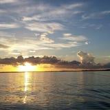 День на воде Стоковые Изображения RF