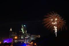 День независимости в Америке Стоковое фото RF