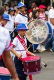 День независимости в Коста-Рика Стоковое Изображение