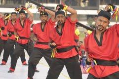 День независимости 58th Малайзии Стоковая Фотография RF