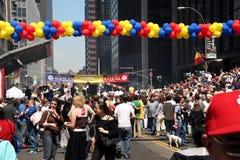 день новый румынский york Стоковое фото RF