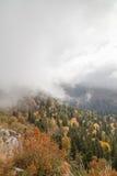 День осени в горах Стоковое фото RF