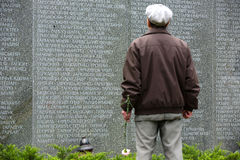 День памяти жертв политической репрессии Стоковые Изображения RF