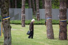 День памяти жертв политической репрессии Стоковое Изображение RF