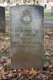 День памяти погибших в первую и вторую мировые войны 2012 Стоковое Фото