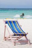 день пляжа солнечный Стоковое Изображение