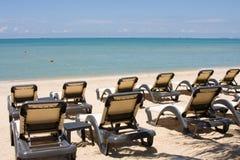 день пляжа солнечный Стоковое Фото